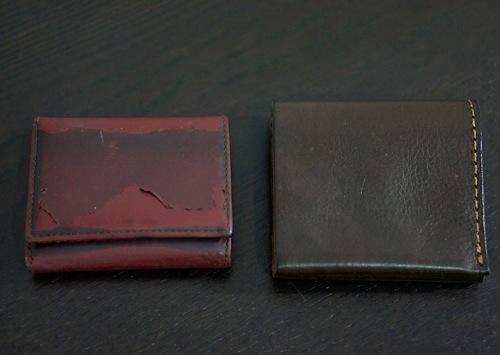 HERZ2つ折りOrgan財布  8
