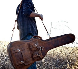 Miracle guitar case