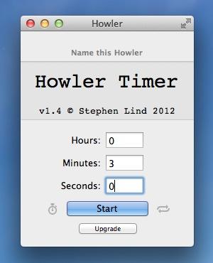 Mac timer 1