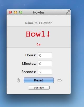 Mac timer 2