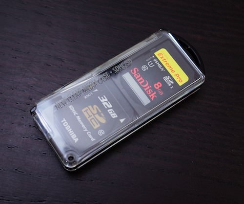 SD Card Case 5