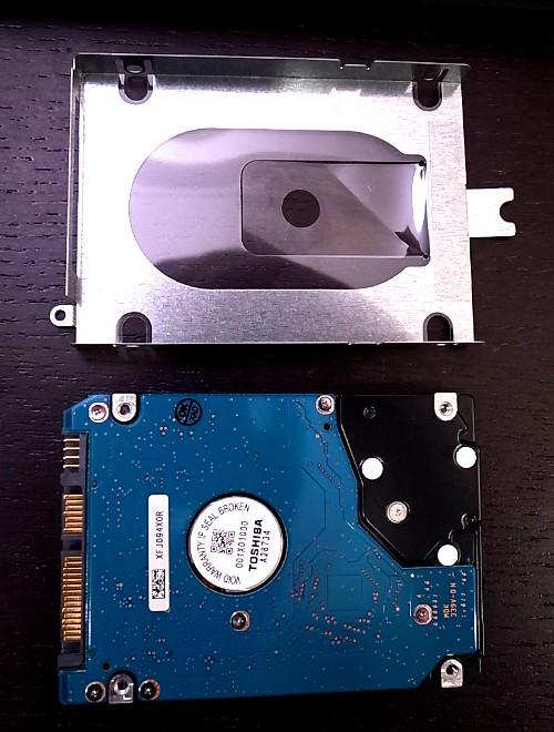 Intel ssd notepc 4