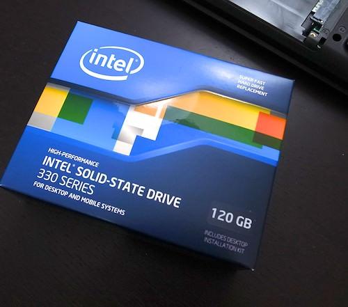 Intel ssd notepc 5