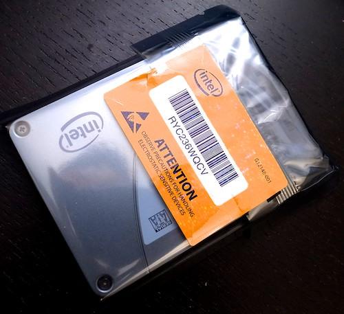 Intel ssd notepc 7