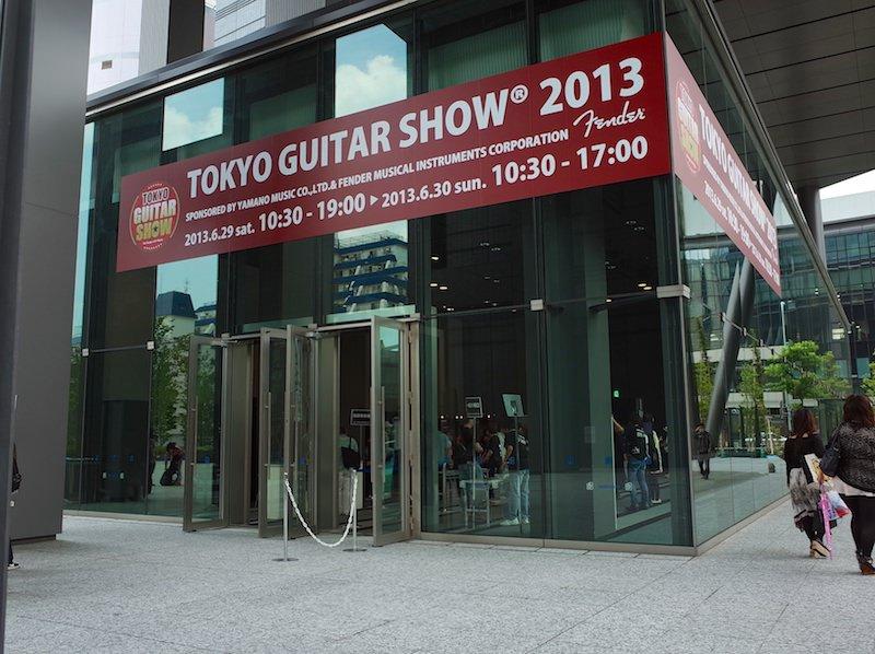 TOKYO GuitarShow2013 1