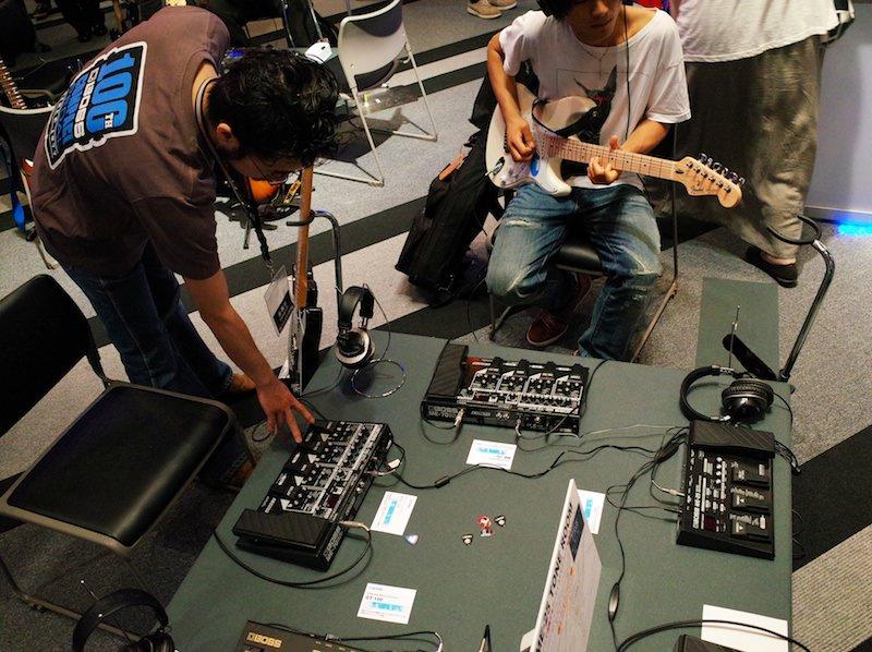 TOKYO GuitarShow2013 6