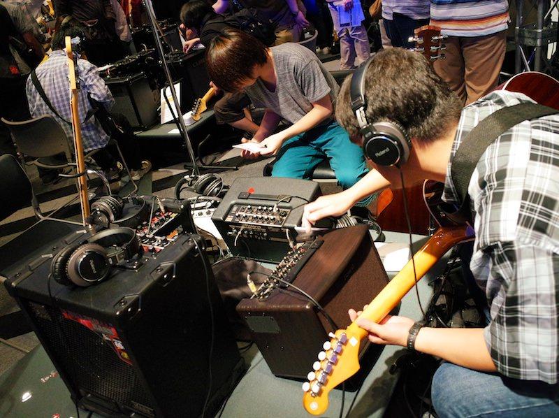 TOKYO GuitarShow2013 16