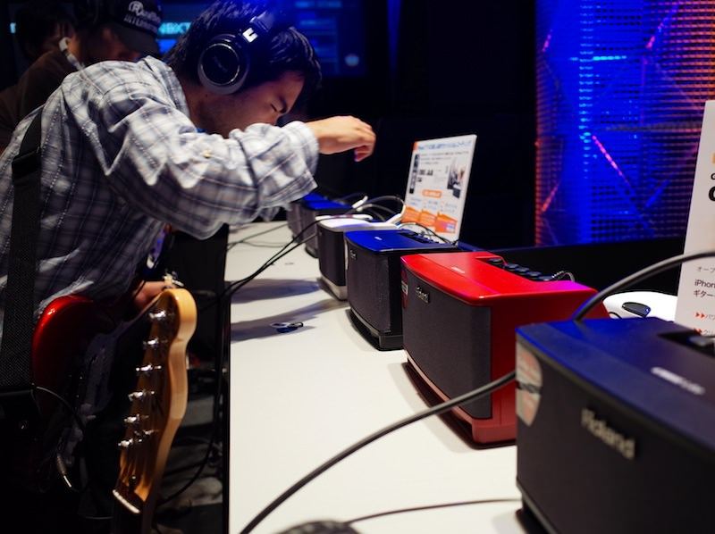 TOKYO GuitarShow2013 4
