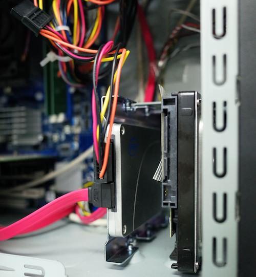 Intel SSD240GB 1