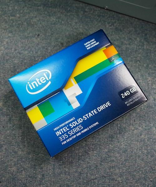 Intel SSD240GB 2