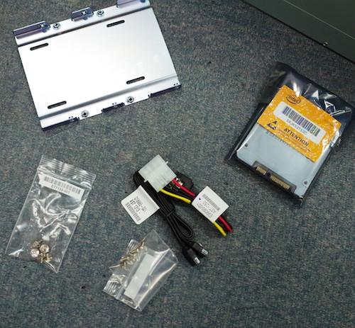 Intel SSD240GB 5