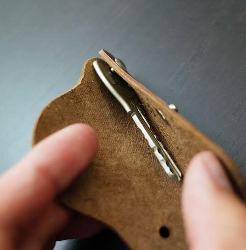Leather Key Case 10