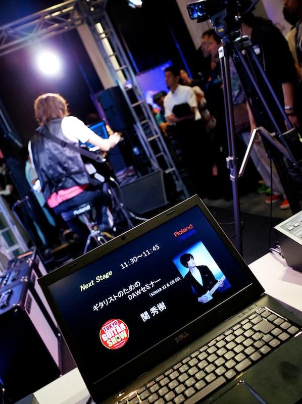 TOKYO GuitarShow2013 8