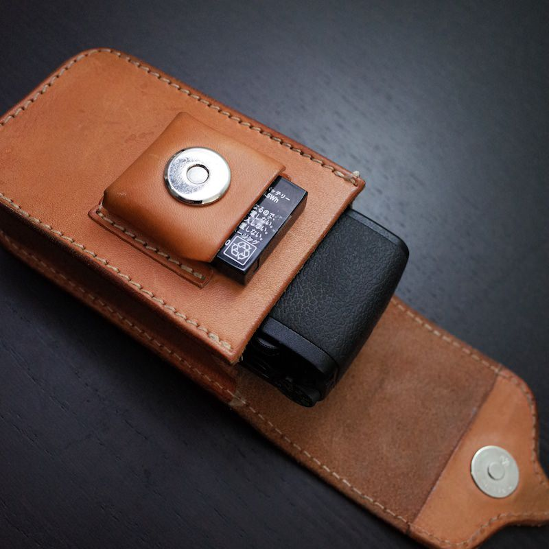 GR Leather Case 15