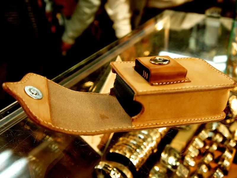 GR Leather Case 3