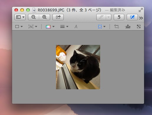 Mac image edit Preview 11