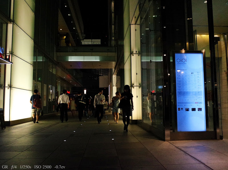 RICOH GR Ginza SnapPhoto 7