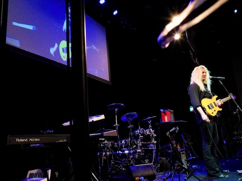 Rob Marcello TOKYO GuitarShow2013 2