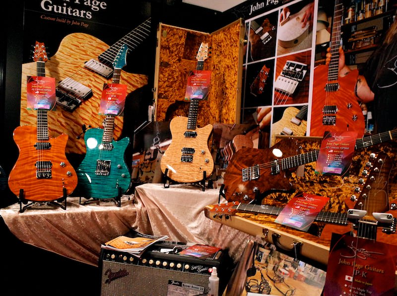 TOKYO GuitarShow2013 10