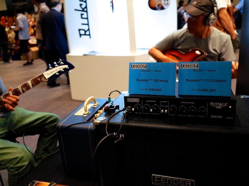 TOKYO GuitarShow2013 12