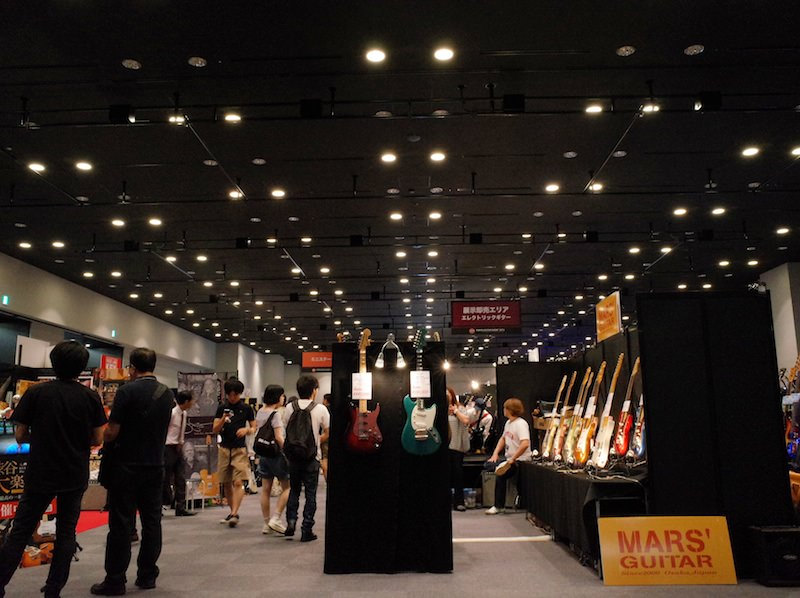 TOKYO GuitarShow2013 2