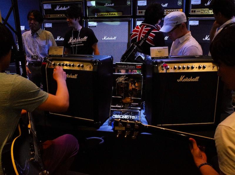 TOKYO GuitarShow2013 5