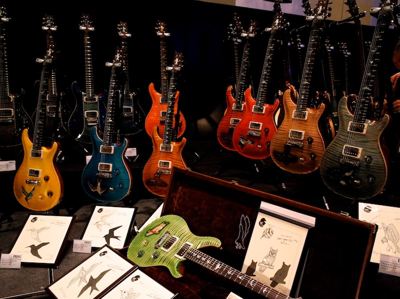 TOKYO GuitarShow2013 7