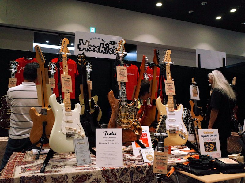 TOKYO GuitarShow2013 9