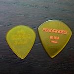 Ultem guitar pick