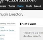 Trust form