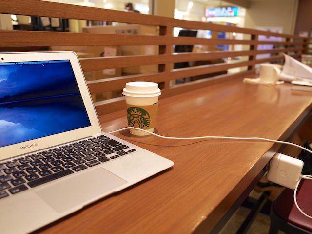 Kita senjyu Starbucks 1