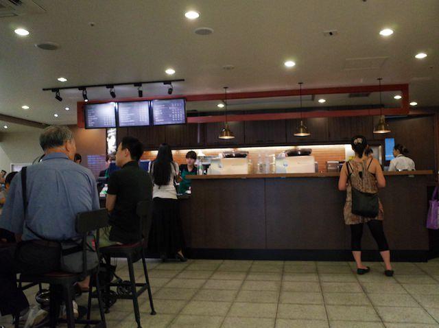 Kita senjyu Starbucks 4
