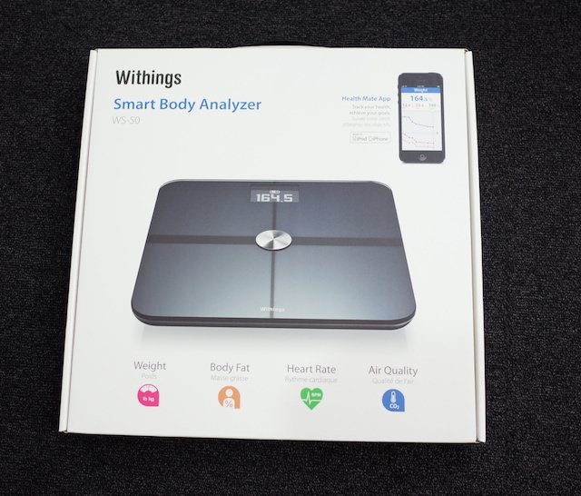 Withings WS 50 Smart Body Analyzer 1