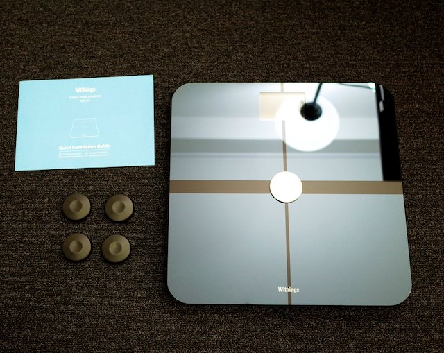 Withings WS 50 Smart Body Analyzer 3