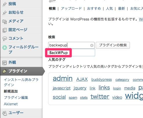 Wordpress backup1