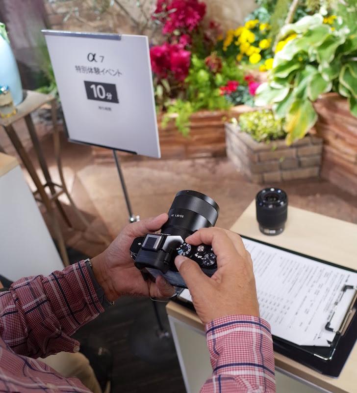 Sony alpha7 15