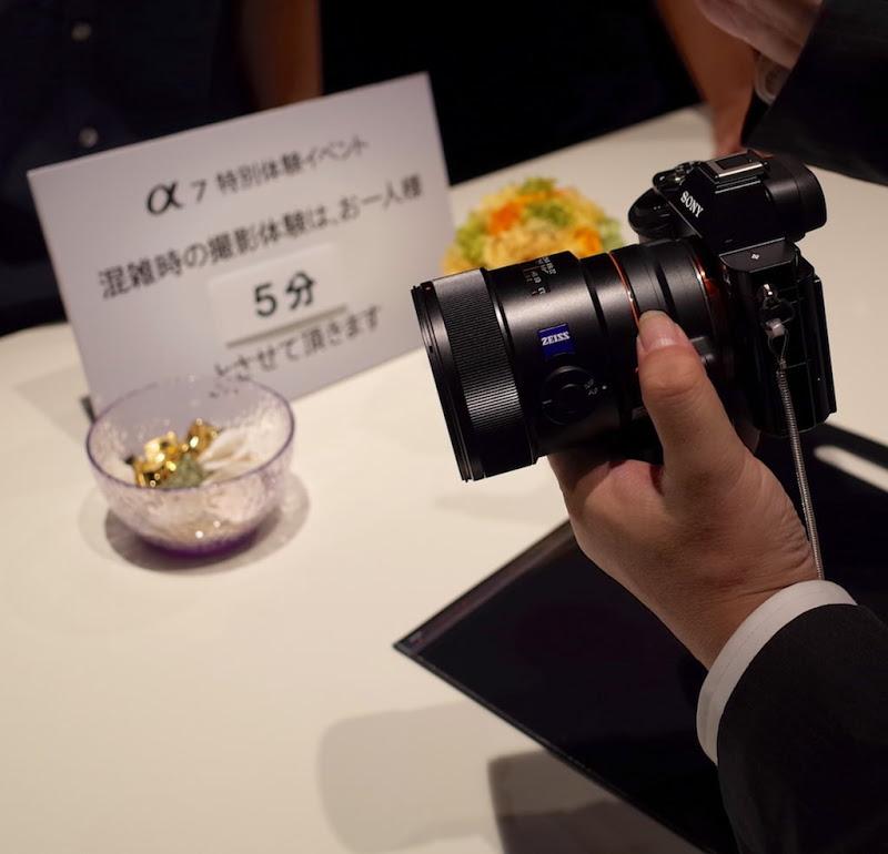 Sony alpha7 3