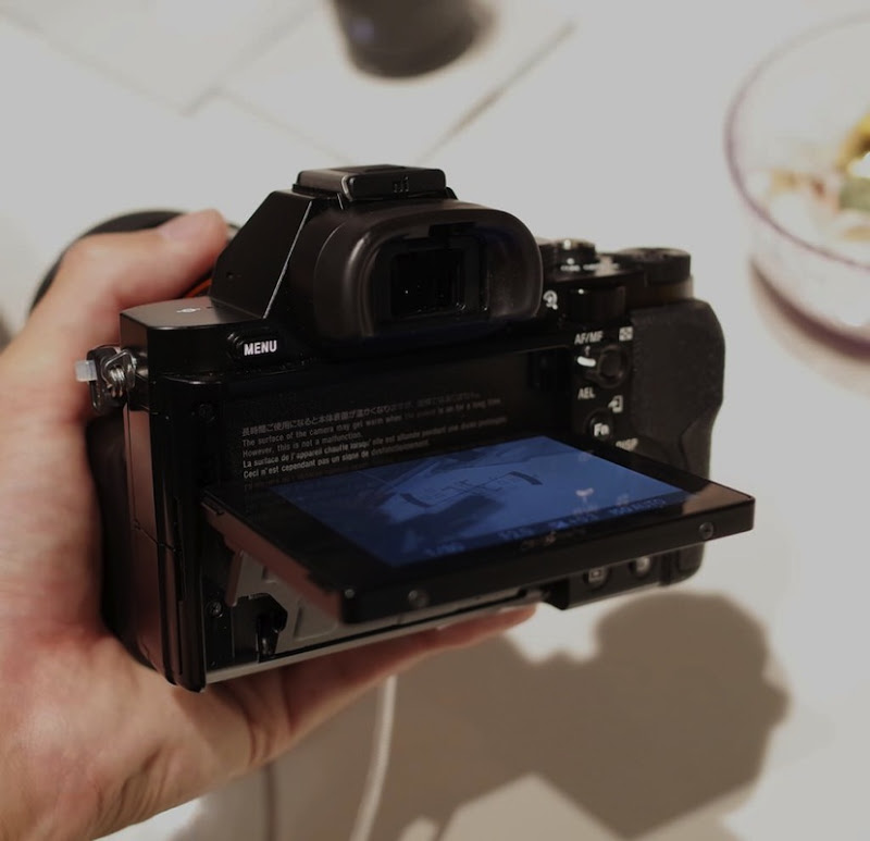 Sony alpha7 9