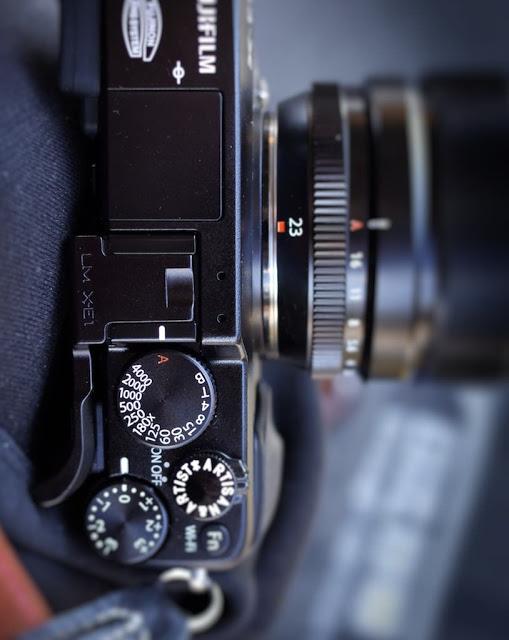 X-E2とXF23mm F1.4Rで撮影した写真