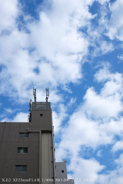 X−E2とXF23mmF1.4で撮影した写真(画像)