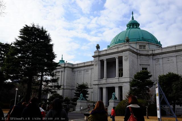 東京国立博物館の表慶館