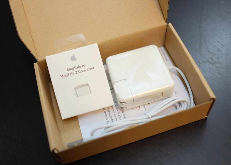 MacBook Air互換充電器Magsafe2仕様