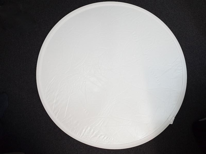 直径100cmのレフ板の画像