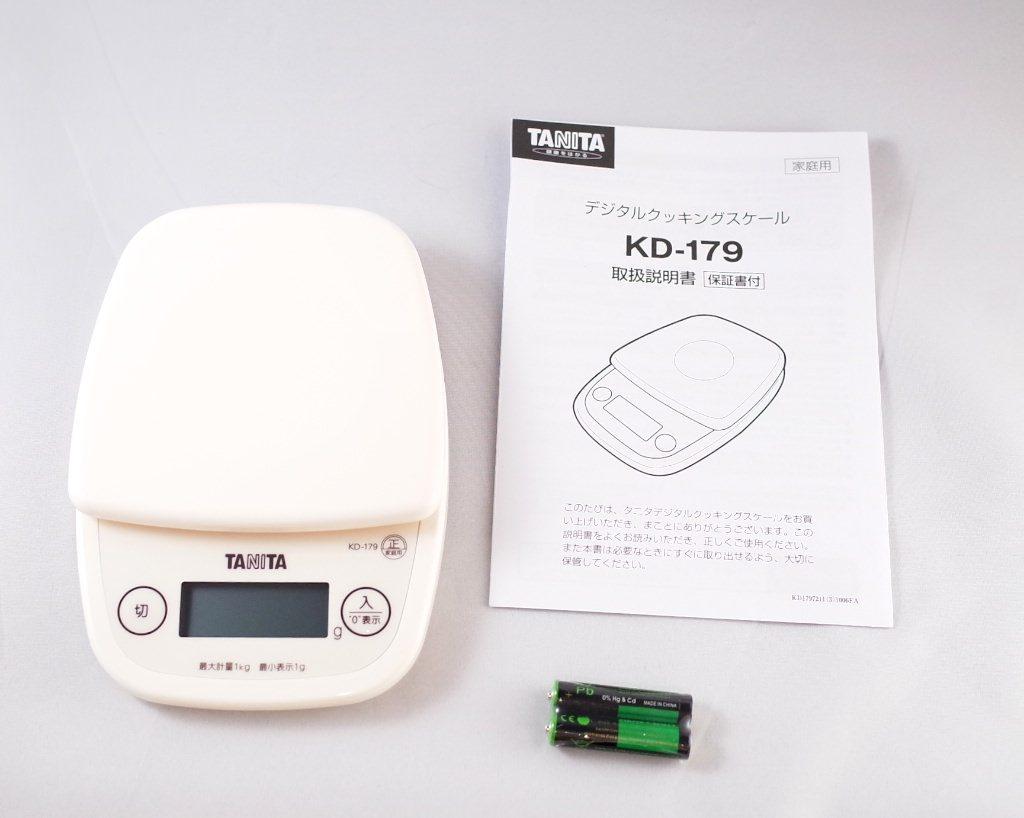 TANITA小型計量器