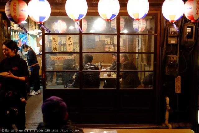 X-E2で撮影した上野アメ横の写真