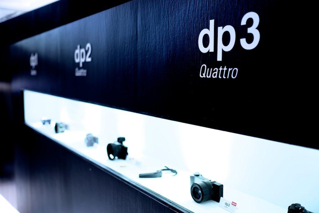 SIGMA Quattro dpシリーズ