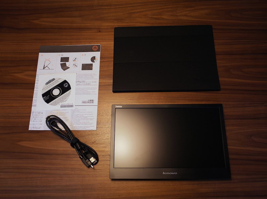 ThinkVision LT1421 Wide モニター