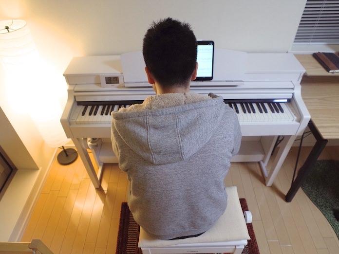 ピアノ 入門・初心者
